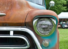 A story of chrome & rust - Photo of Seraincourt