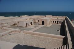 Fort Al Khaburah, Saham