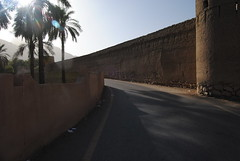 Mury fortu Rustaq