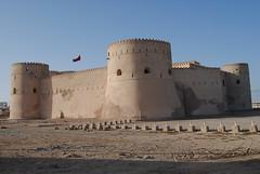 Fort Yarubi, Barka