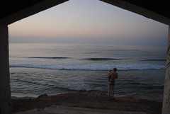Nocleg na wybrzeżu w Dalkut