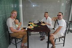 Lunch w Sadah