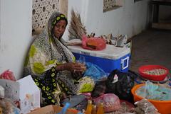 Lokalny targ w Salalah