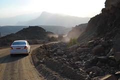 W drodze na Jebel Shams