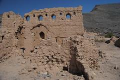 Opuszczona wioska Tanuf