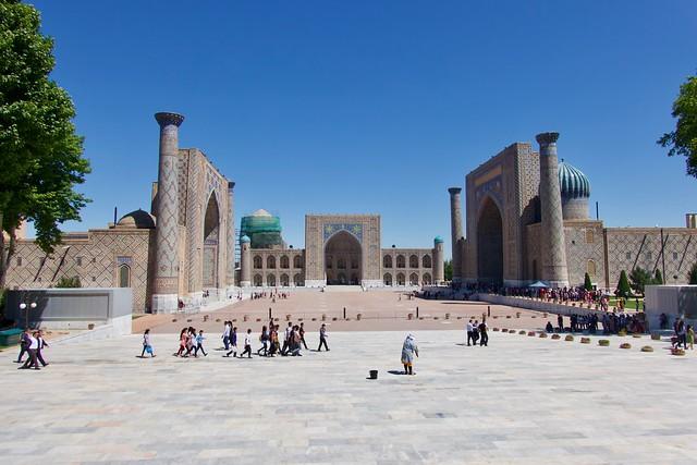 Usbekistan 2019