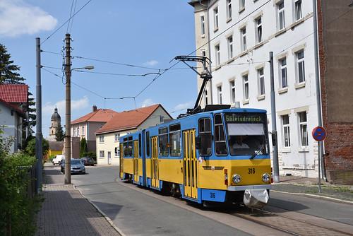 TWSB 316, Waltershausen Brühl, 26-05-2018