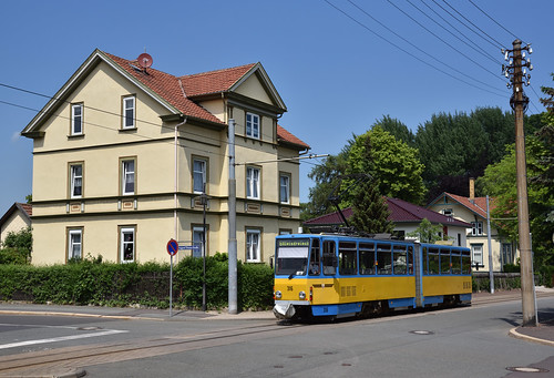 TWSB 316, Waltershausen Albrechtstraße, 26-05-2018