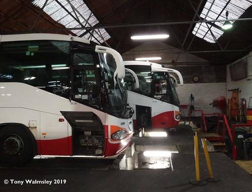 Bus Eireann SC26 SC38 Dundalk