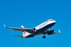 G-EUYY Airbus A320-232 A320 c/n 6290 > BAW