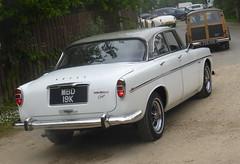 Rover 3.5 Litre Coupé (1972) P5B