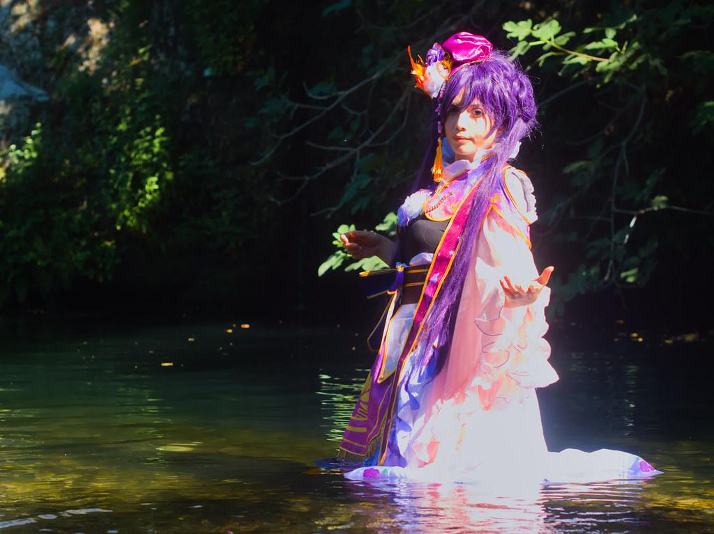related image - Shooting Love Live - Nozomi - Bords du Gapeau - Sollies Pont -2017-07-25- P1011526