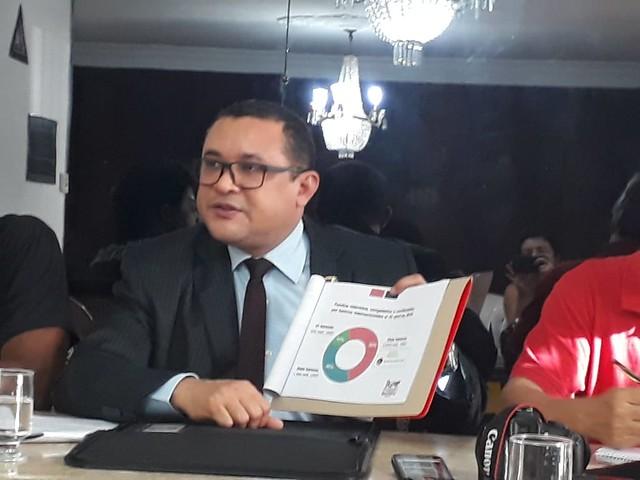Venezuela lança campanha internacional contra bloqueio promovido por Trump