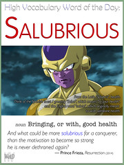 Salubrious — High Vocabulary Word of the Day