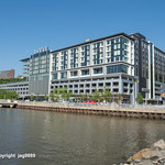 Envue Autograph Collection Hotel (2019) on the Hudson River, Weehawken, New Jersey