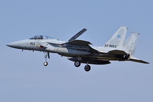 McDonnell Douglas F-15J Eagle '52-8853 / 853'