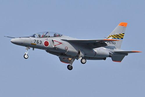 Kawasaki T-4 '86-5763 / 763'