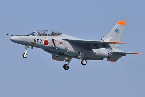 Kawasaki T-4 '86-5607 / 607'