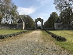 entree du chateau de Richelieu - Photo of Ceaux-en-Loudun