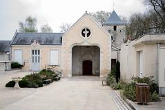 Eglise de Brizay