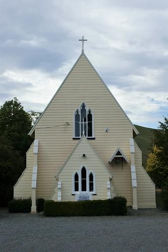 Wakefield: St Joseph's Catholic Church (c.1870) (2)