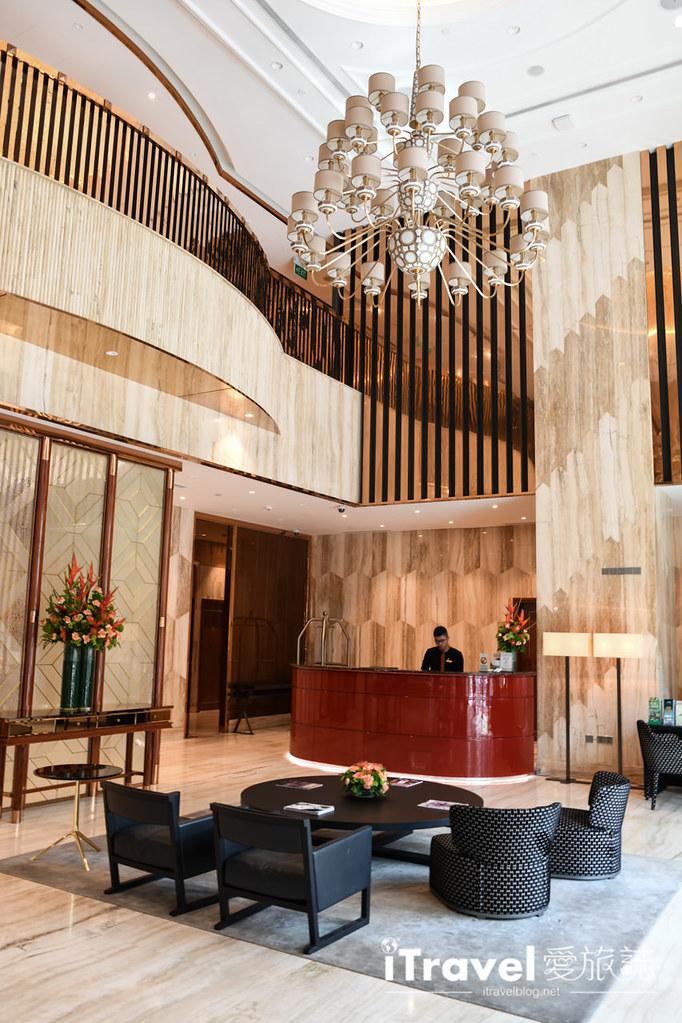 胡志明市舍伍德套房饭店 Sherwood Suites (5)