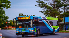 Montgomery County Transit Ride On  2019 Gillig Low Floor Advantage Diesel #44144D
