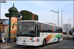 Mercedes-Benz Intouro - RDT 31 (Régie départementale de Transport de la Haute-Garonne) / Arc-en-Ciel n°6501