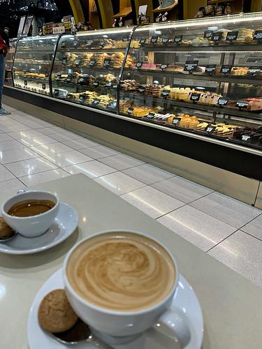 2019 Sydney: Coffees + Cakes