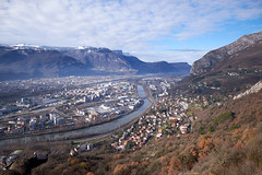 Looking North West - Photo of Grenoble