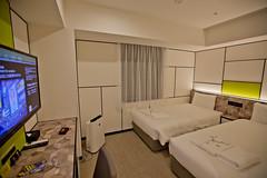 Robot Hotel, Henn na Hotel Osaka Shinsaibashi, Osaka, Japan