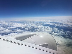 Flying to Switzerland