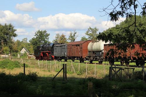 2018-09-01; 0155. VSM 44 1593-1 met trein 772. Molenallee, Loenen. Terug naar Toen.