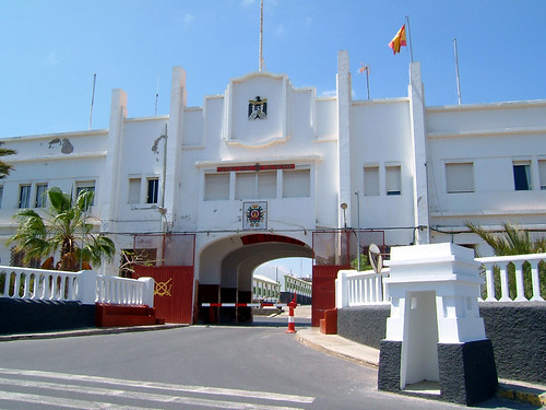 Spanish Foreign Legion HQ 2006