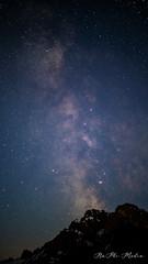 Milky Way - Austrian Mountains