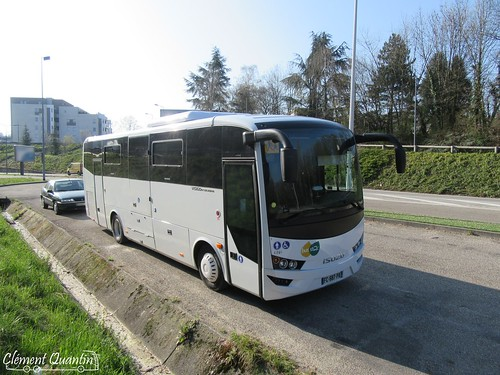 ISUZU Visigo - 6201 - Keolis Drôme Ardèche