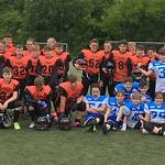 U13 vs. Györ Sharks 30.5.2019