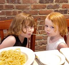 Spaghetti, a Team Effort