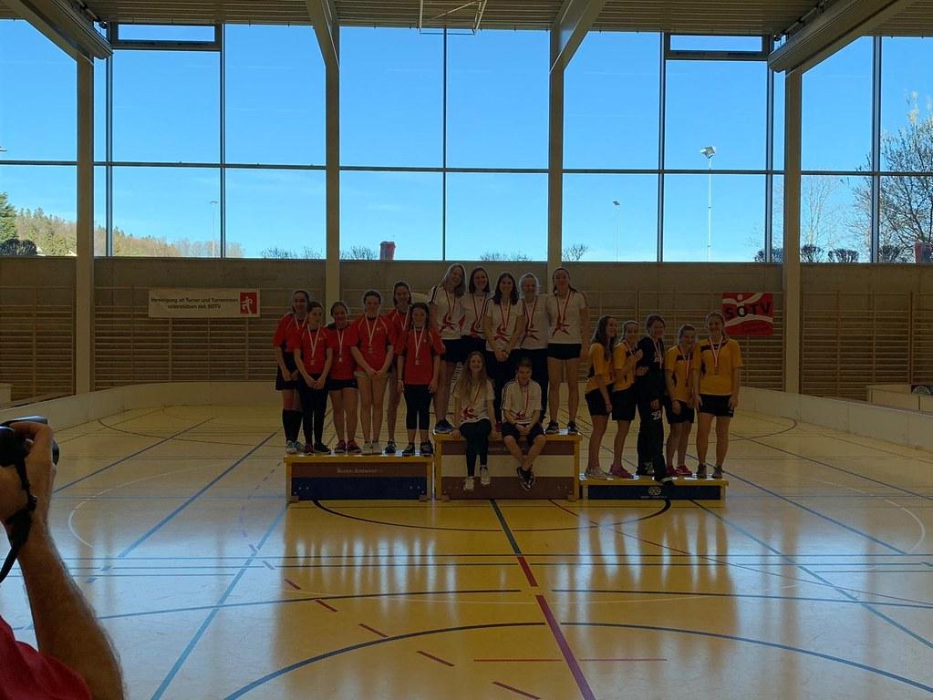 Kantonalfinal Unihockey 2019 Jugend