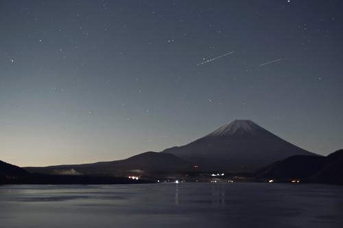 Mt. Night Fuji