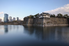 Image by fredMin (fredmin) and image name Osaka Castle photo  about Osaka , Japan