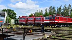 Eisenbahnfest Juni 2019