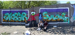 Streetart/Graffiti-projecten