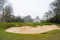Golf club near Beetsterzwaag, the Netherlands