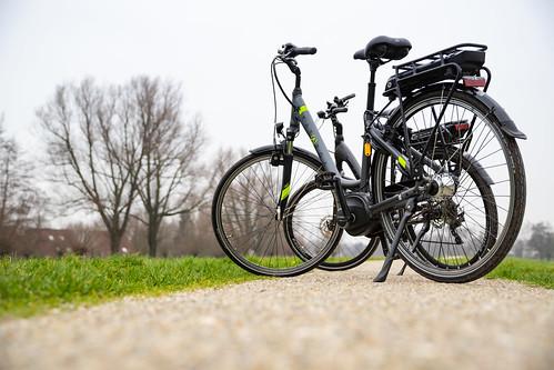 E-Bike Tour in den Niederlanden