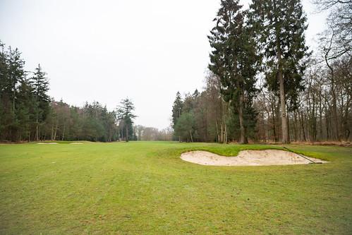 Golfklub in der Nähe von Beetsterzwaag in den Niederlanden