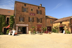 France - Cadouin - Dordogne - Photo of Urval