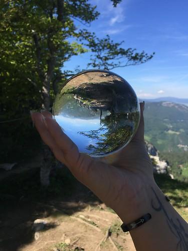 Creux du Van Lensball