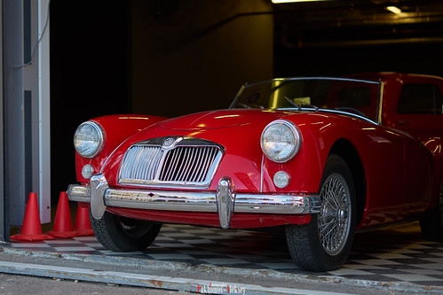 Morris Garage MG 1959 MGA