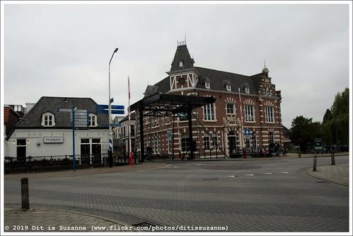 Nu Kristalmuseum, vroeger gemeentehuis